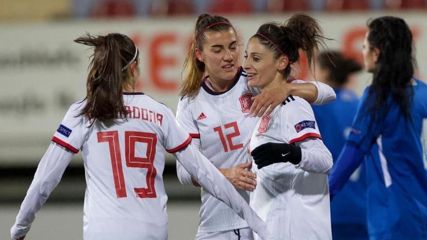 La Roja materializa el sueño de la Eurocopa