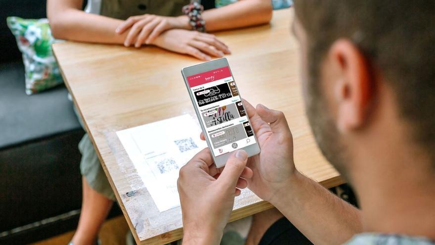 Nace 'Barify', la carta digital con la que se puede pedir y pagar a través del móvil