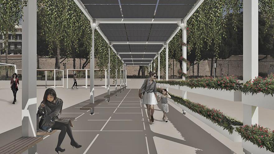 La primera fase del Proyecto Plaza Mayor echa a andar