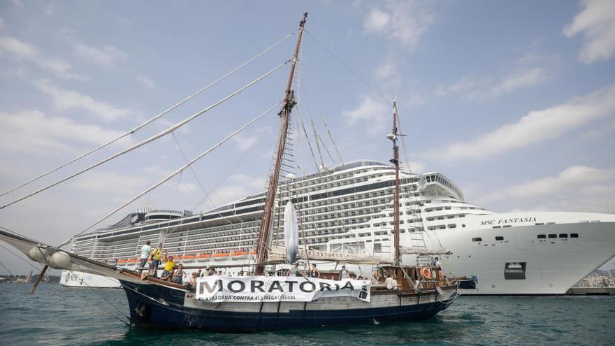 Bürgerinitiative fordert Moratorium für Kreuzfahrtschiffe