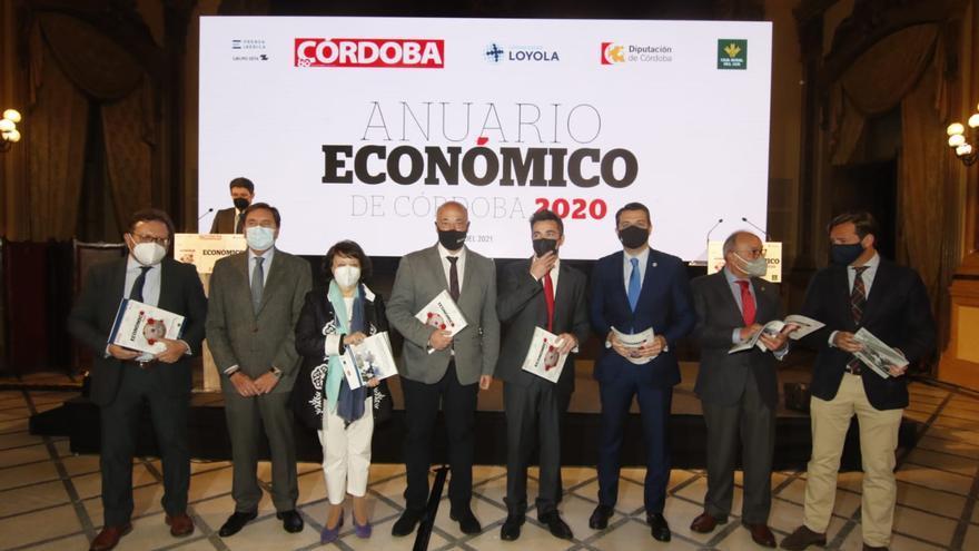 Presentación del Anuario Económico 2020 de Diario CÓRDOBA