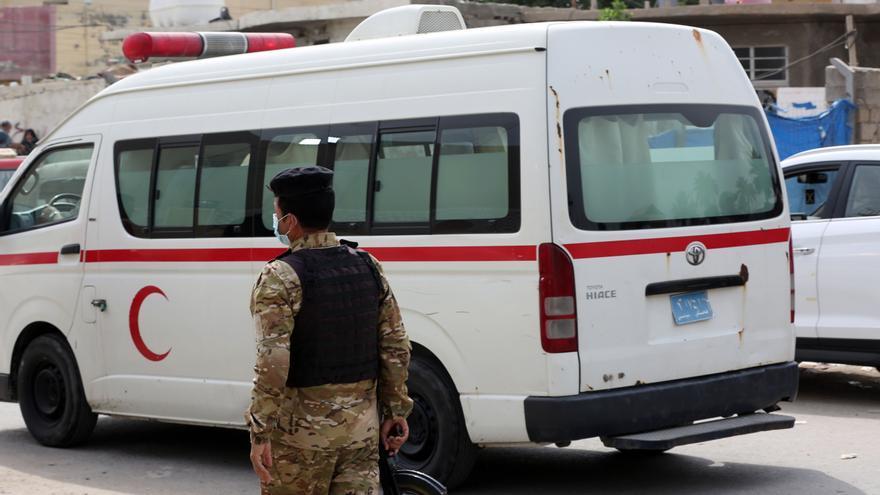 Al menos 35 fallecidos y 57 heridos en una explosión en Irak