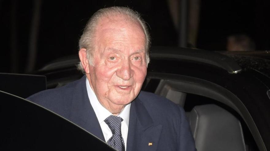 Los letrados del Congreso avalan por primera vez investigar a Juan Carlos I
