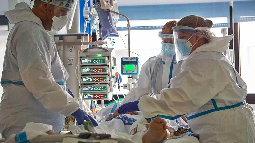 El Hospital Can Misses de Ibiza se queda con un único paciente covid en la UCI
