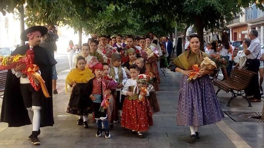 Fraga, Calanda y Pedrola siguen modelos diferentes con sus Fiestas del Pilar