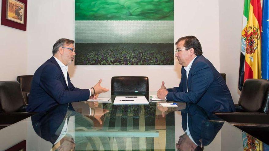 Pizarro pide a la Junta que acelere los trámites de Martín Palomino