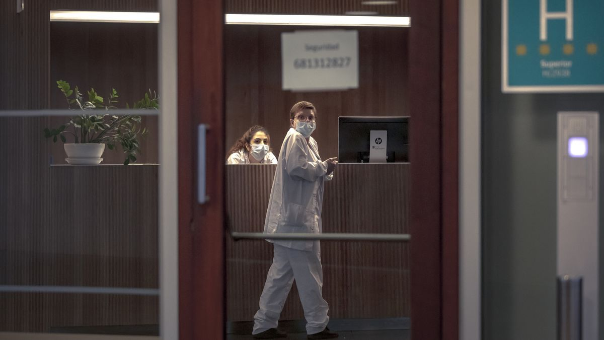 En marzo del año pasado el Palma Bay se medicalizó para luchar contra la pandemia