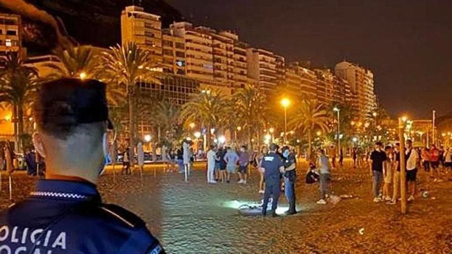 Más de 3.000 agentes para evitar aglomeraciones en la Comunidad durante la noche de San Juan