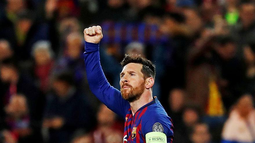 Messi: el adiós más doloroso
