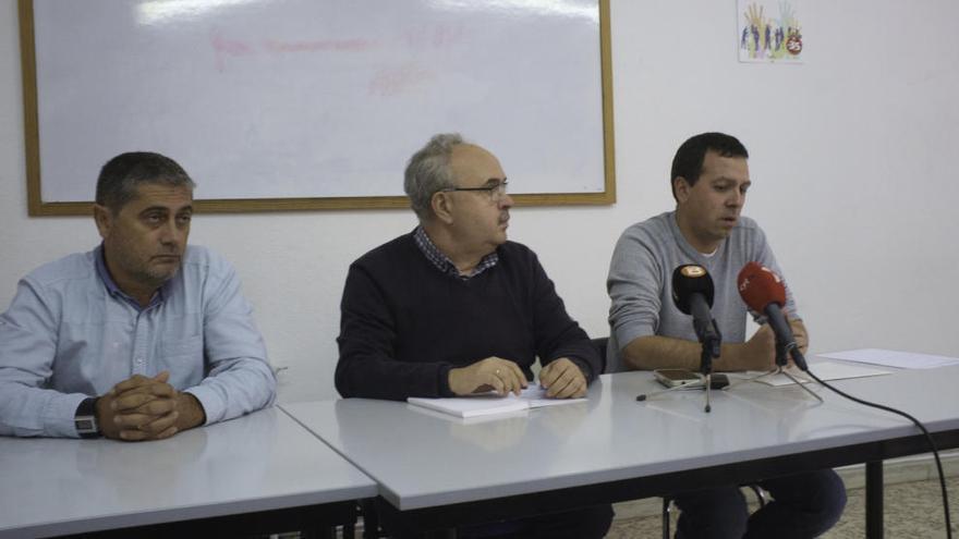 UGT denuncia el desmantelamiento definitivo de Interpanel