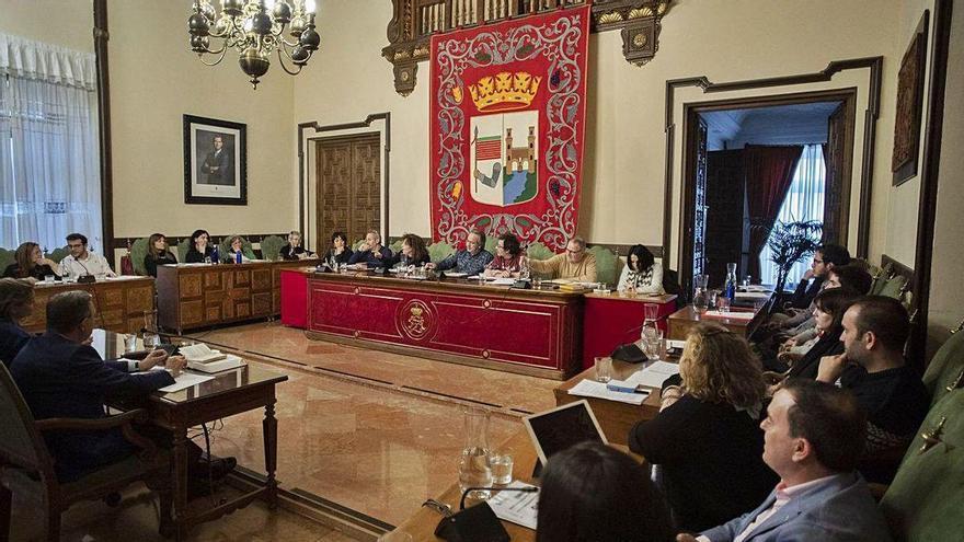 33.000 euros para el funcionamiento de los grupos políticos del Ayuntamiento de Zamora