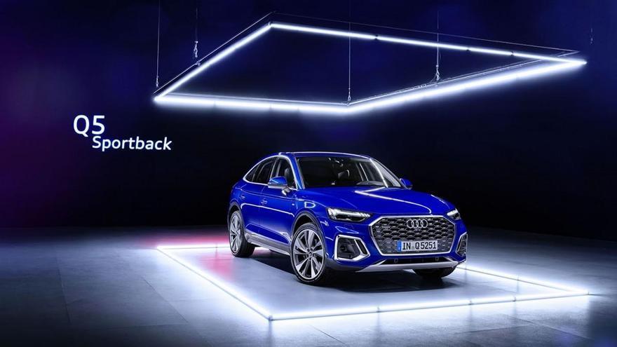 Audi presenta el Q5 Sportback, la opción más emocional
