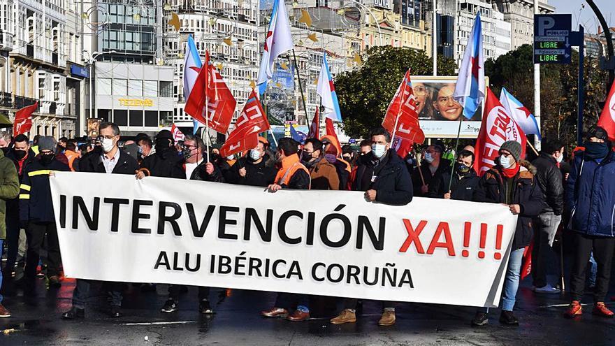 La jueza retira la gestión de Alu Ibérica al Grupo Industrial Riesgo