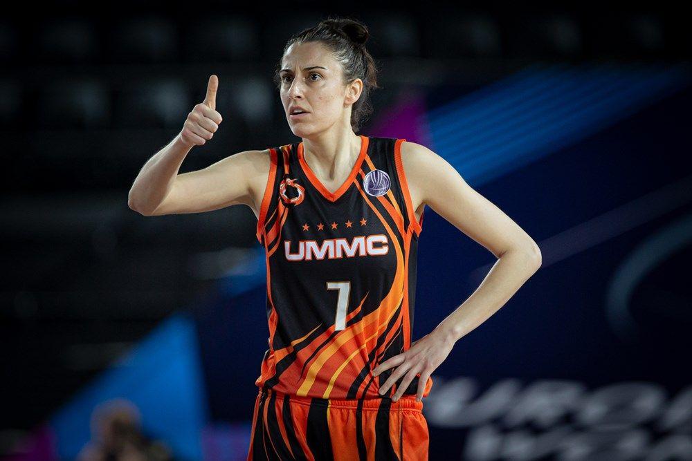 Alba Torrens luchará por su sexta Euroliga