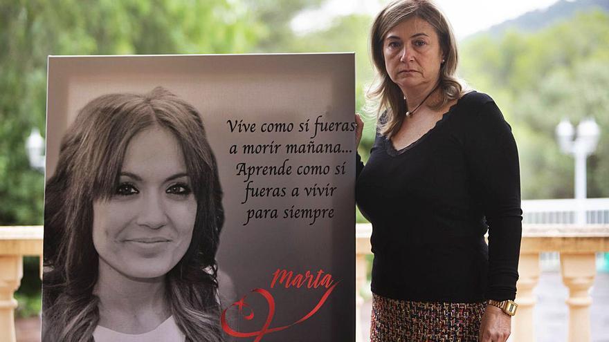 La madre de Marta Calvo creará una plataforma para agravar las penas