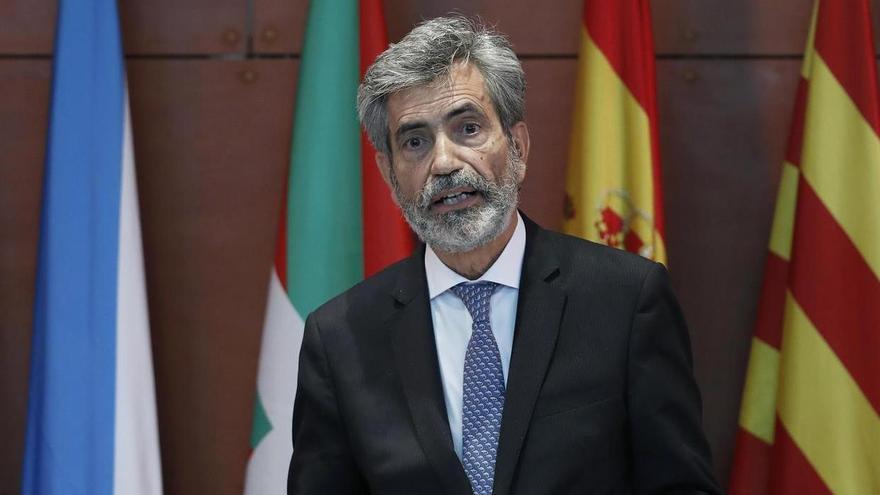 El Poder Judicial paraliza ocho nombramientos ante las conversaciones de PSOE y PP