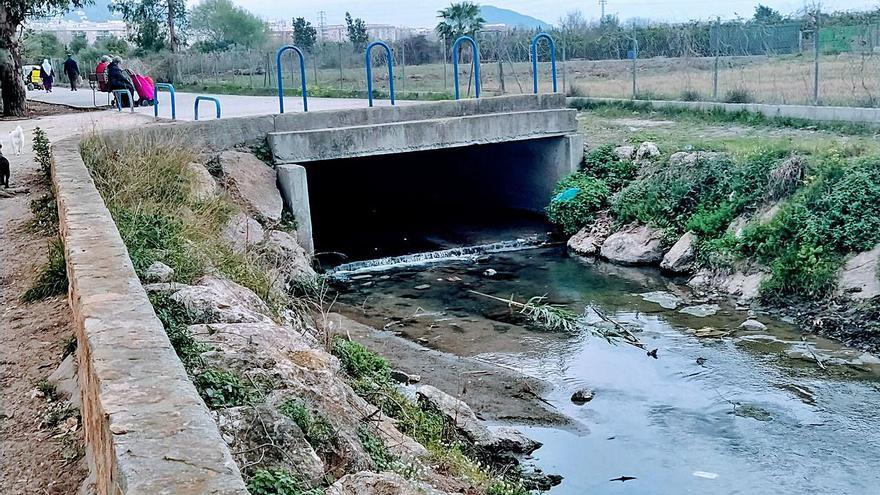 Oliva obliga a las viviendas a subsanar los vertidos ilegales a la Vall de les Fonts