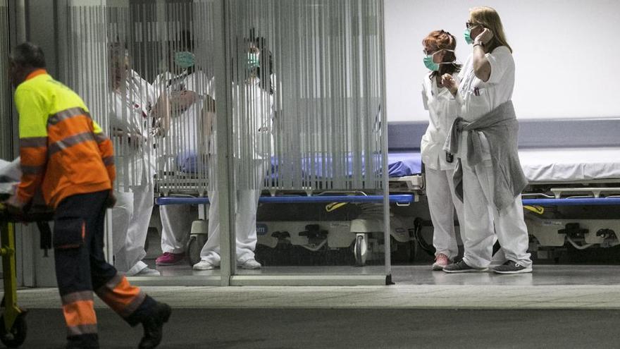 Una empresa asturiana manda a casa a 17 de sus trabajadores que asistieron a un funeral con un positivo por coronavirus
