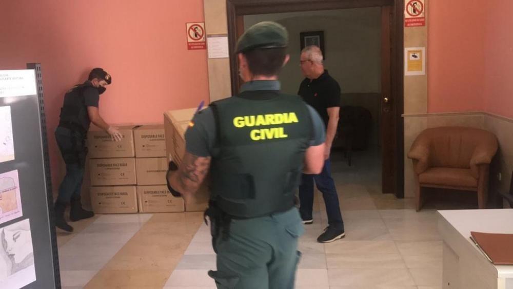 Llegan más mascarillas a Fuerteventura