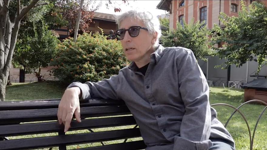 """David Trueba, este martes, en CineCiutat: """"Los muros no tienen fin"""""""