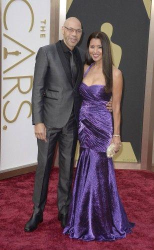La alfombra roja de los Premios Oscar