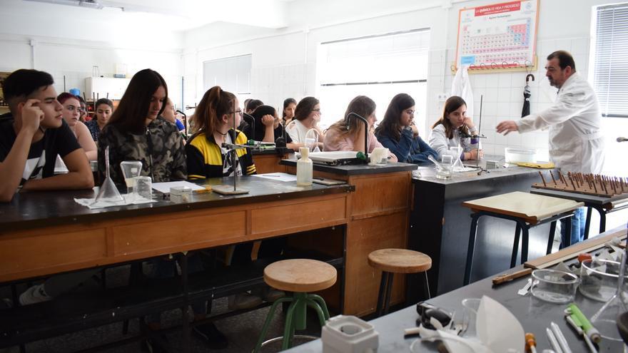 El instituto Alfonso X de Murcia invita por redes a la princesa Leonor a estudiar bachillerato en su centro