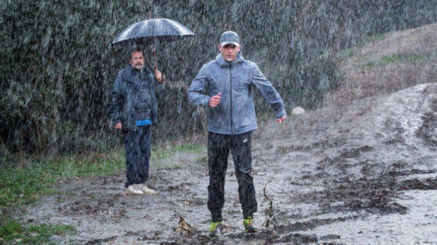 Dani Rovira posa rostre a la convivència amb l'esclerosi al film '100 metros'