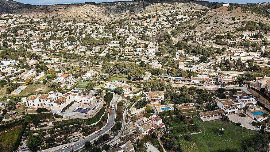 El Consell acuerda la suspensión parcial del Plan de Ordenación Urbana de Xàbia