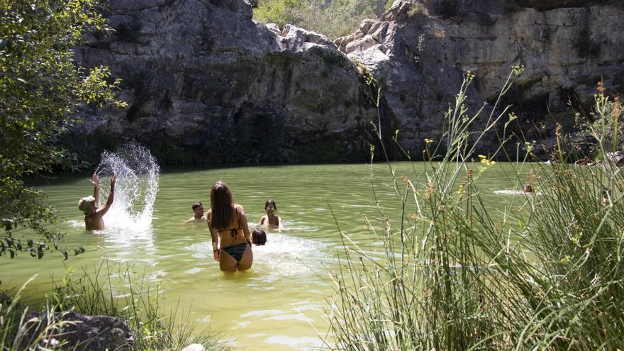 Las mejores piscinas naturales de Alcoy