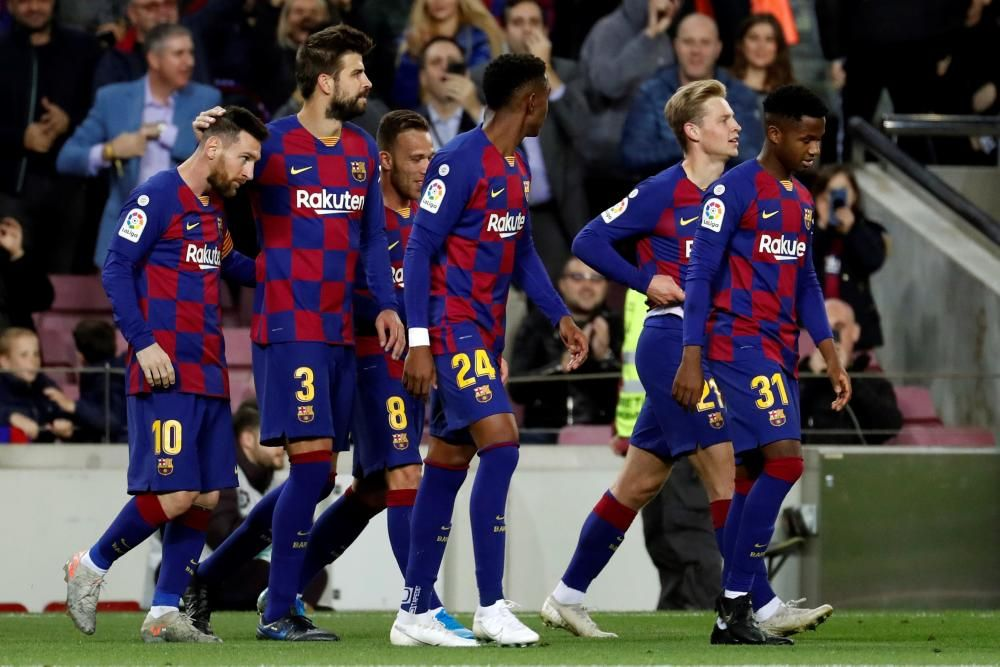 FC Barcelona - Celta de Vigo