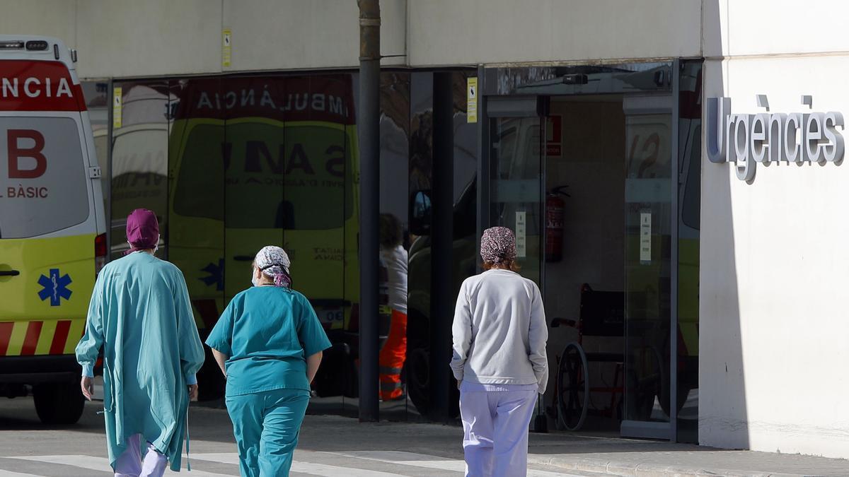 La mortalidad en la Comunitat Valenciana se dispara