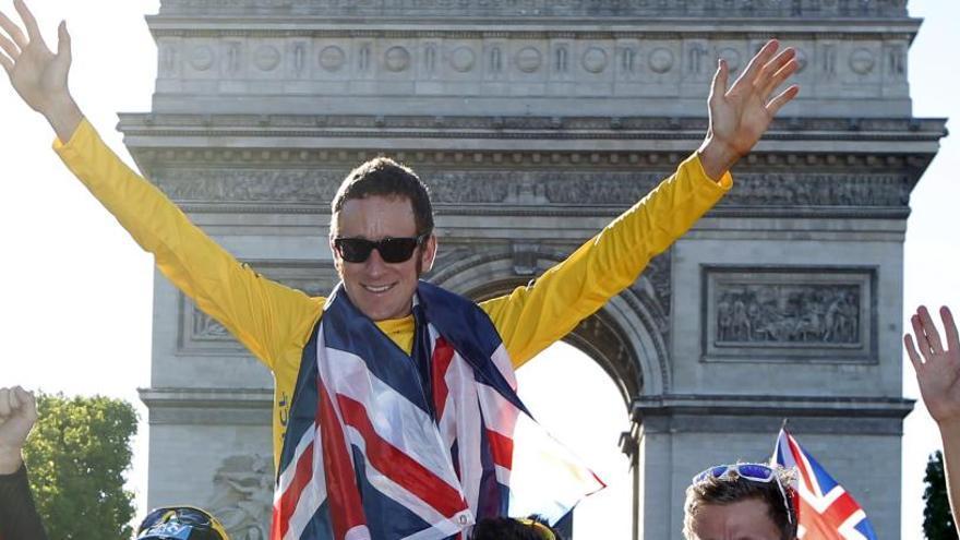 El ciclista Bradley Wiggins se retira a los 36 años