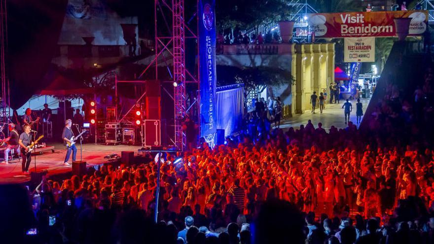 Coque Malla y Tequila abren el cartel del Iberia Festival de Benidorm
