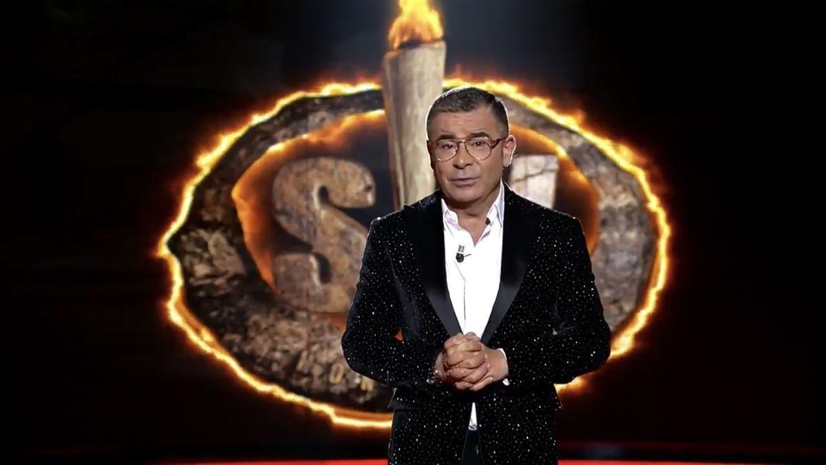 Jorge Javier anoche en 'Supervivientes'.