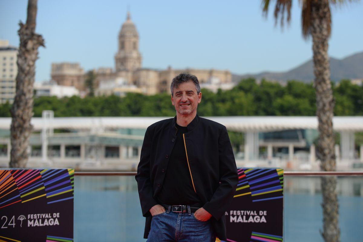 Presentación de 'Años Luz' en el Festival de Cine de Málaga