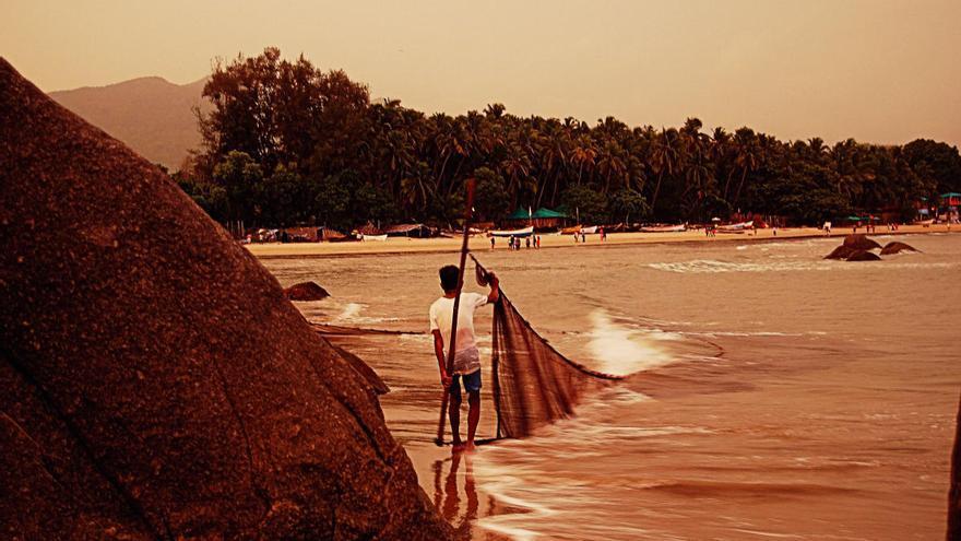 Goa, a la espera del monzón