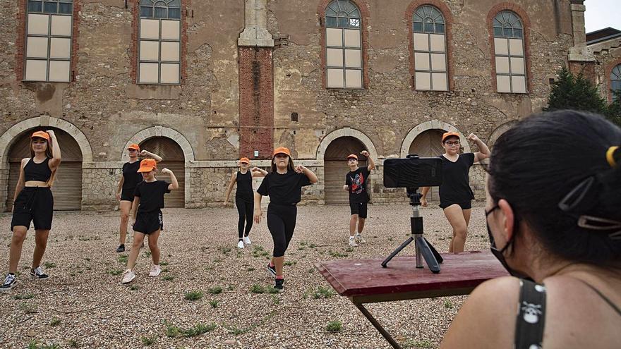 Otro baile por el patrimonio industrial del Port de Sagunt para optar a un premio europeo