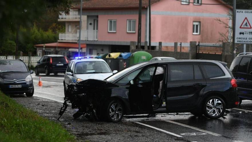 Muere un conocido hostelero de Sanxenxo en un extraño accidente de tráfico