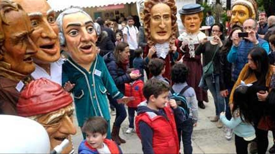 A Coruña rinde homenaje a la investigación científica