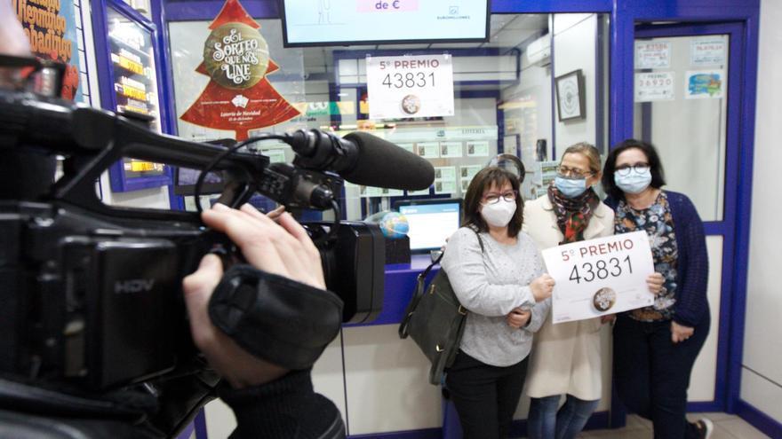 Lluvia de 3,5 millones para los trabajadores de farmacia de la provincia de Alicante