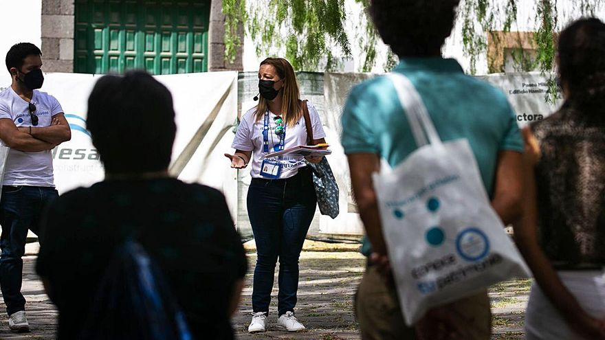 Santa Cruz divulga el patrimonio impulsado por el Mando Económico