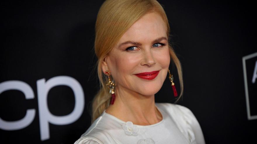 La nueva serie de Nicole Kidman, 'Nine perfect strangers', podrá verse en Amazon