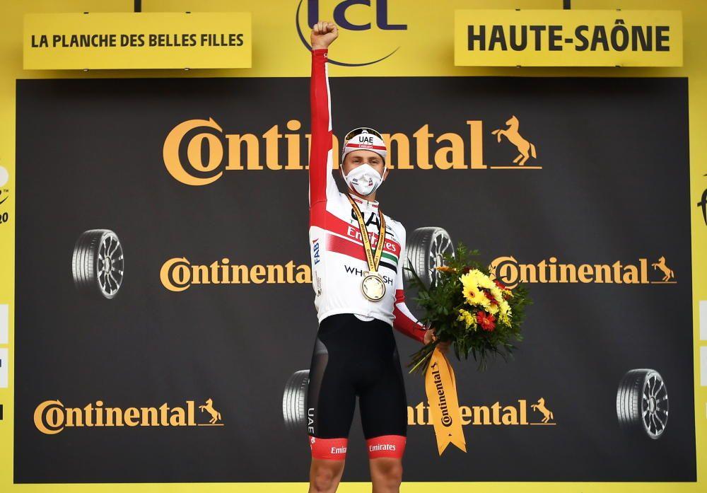 Las imágenes de la 20ª etapa del Tour de Francia.