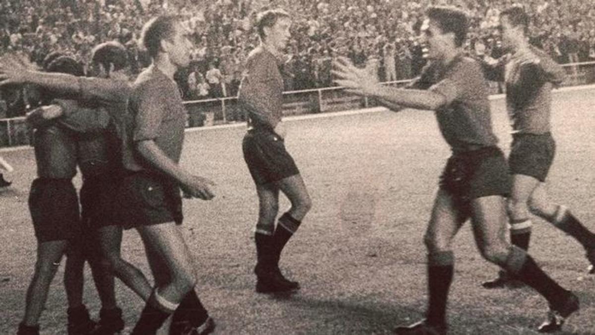 Eurocopa 1964.