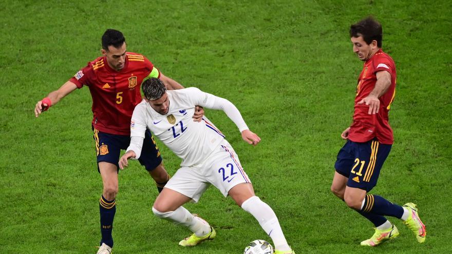 """Los jugadores de la selección coinciden: """"Era fuera de juego de Mbappé"""""""