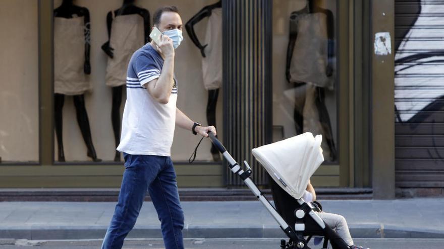 España, segundo país de la UE con la menor tasa de natalidad