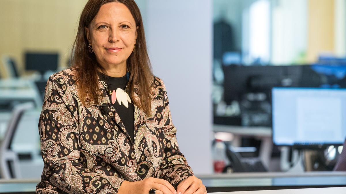UA professor Rosabel Roig