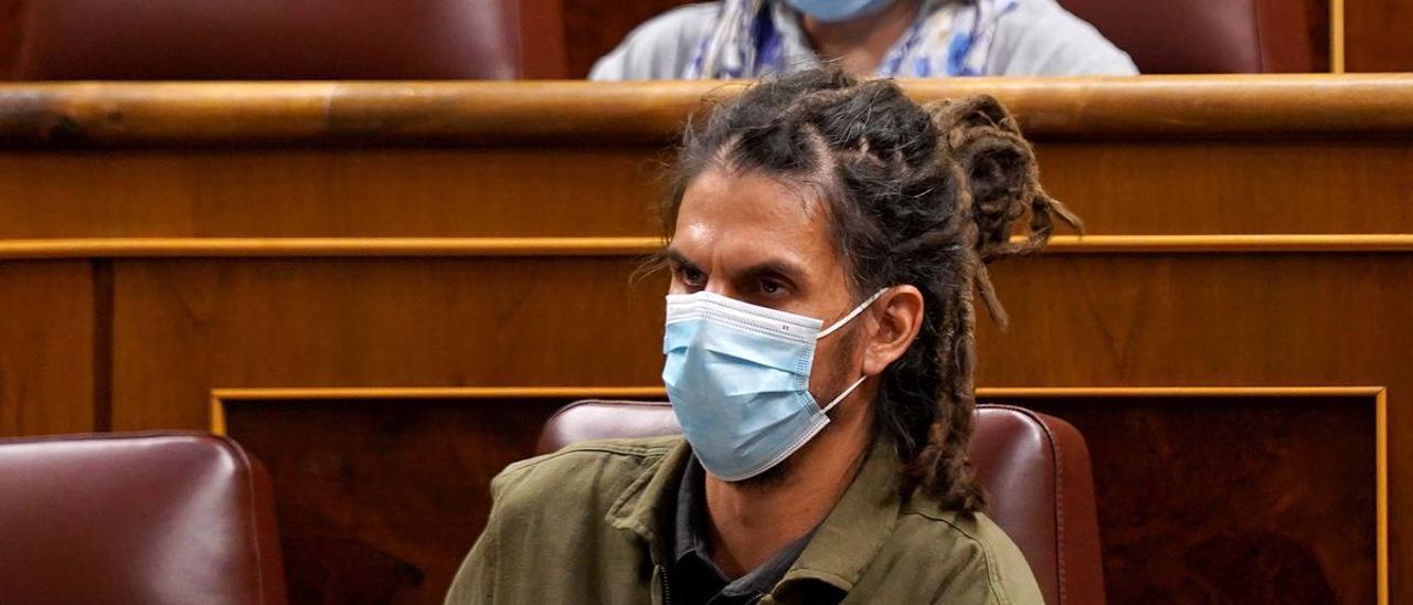 Batet quita el escaño a Alberto Rodríguez tras la aclaración de Marchena