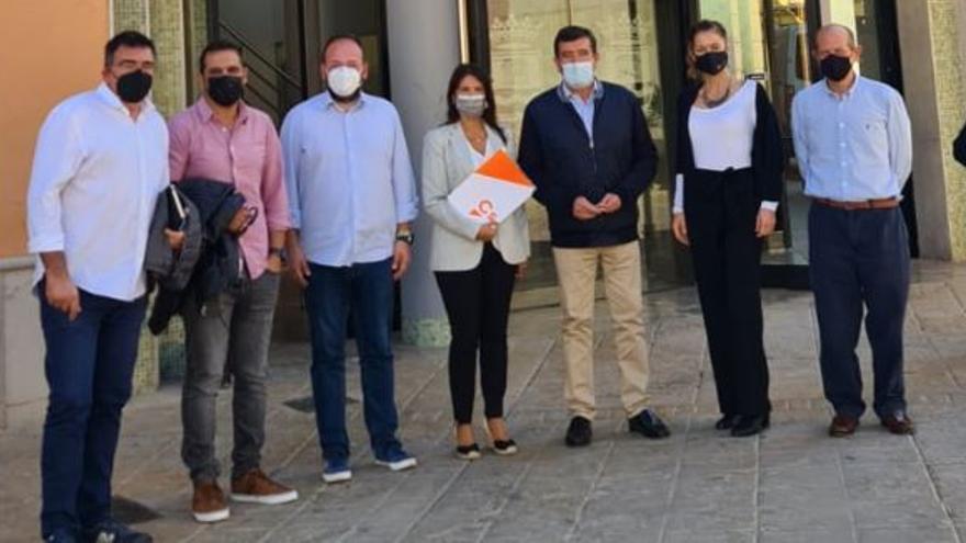 Ciudadanos destaca el impulso de las agrupaciones de l'Horta Nord