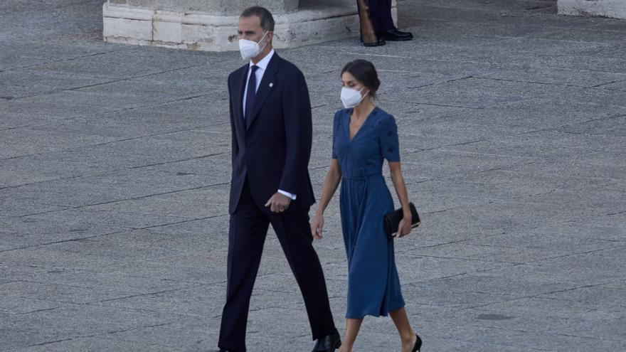 Los Reyes viajan a La Palma este jueves para estar con los afectados por la erupción